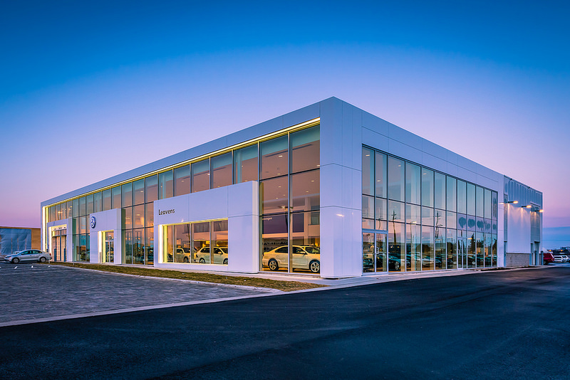 Why Hire Professionals For Auto Dealership Cleaning